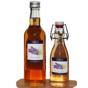 Sirup Lavendel