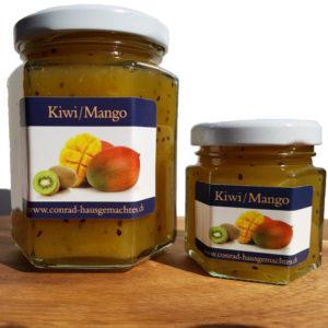 Kiwi / Mango zum Frühstück
